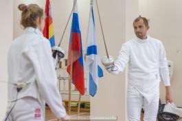«Личный пример»: Калининград посетил олимпийский чемпион 2016 года Александр Лесун