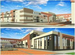 Региональные власти рассчитывают начать строительство школы на Аксакова в 2017 году