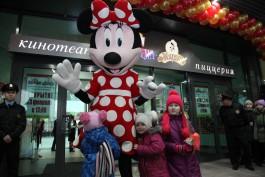 В светлогорском «Янтарь-холле» открылся кинотеатр