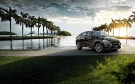 Мощный и атлетичный BMW X6 в Рус Моторс