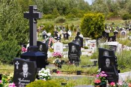 Прокуратура решила разработать закон о похоронном деле в Калининградской области