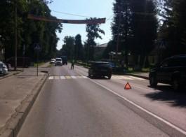 В Гурьевске «Шкода» сбила 81-летнего мужчину на переходе