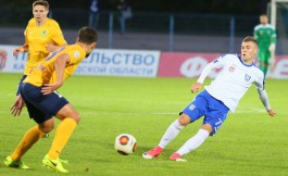 Дмитрия Скопинцева из «Балтики» вызвали в сборную ФНЛ
