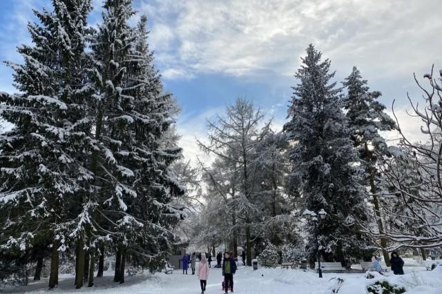 День защитника Отечества завершился в Калининграде праздничным салютом (ВИДЕО)