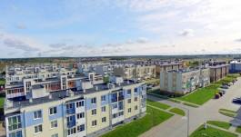 Легко, выгодно, доступно: готовая квартира всего за 7200 рублей в месяц в ЖК «Новое Голубево»