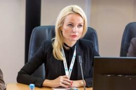 Ольга Грицкевич ушла с поста главврача Перинатального центра