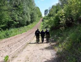 Калининградская семья нелегально пересекла границу с Польшей, чтобы эмигрировать в Германию