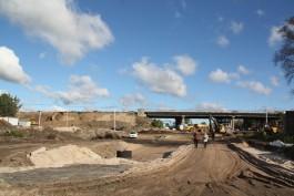 Мост на Московском проспекте в Калининграде начнут разбирать в середине октября