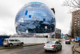 Ремонт улицы рядом с Музеем Мирового океана в Калининграде начнут 6 июля