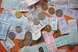 Калининградские перевозчики хотят повысить стоимость проезда до 30 рублей после выборов губернатора