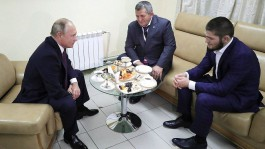 В Калининград на турнир по боям без правил приедет отец Хабиба Нурмагомедова