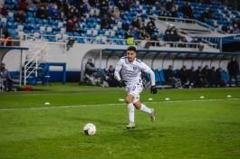 «Балтика» сыграла вничью на своём поле с московским «Торпедо»