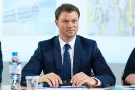 Крупин подал документы на конкурс по выбору главы администрации Янтарного