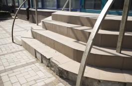 Житель Калининграда требует 300 тысяч за сломанную в супермаркете ногу