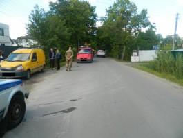 На улице Судостроительной в Калининграде «Фольксваген» сбил девятилетнего мальчика