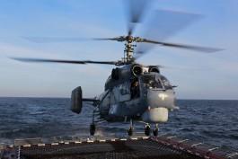 На Балтфлоте начались состязания «Морской ас» для экипажей вертолётов