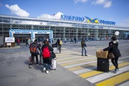 С начала года пассажиропоток аэропорта «Храброво» увеличился на 28%