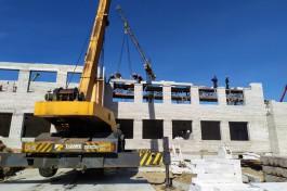 На строительство корпуса школы на Каштановой аллее выделяют 1,1 млрд рублей