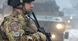 Германия направила в Литву бронетехнику для сдерживания России