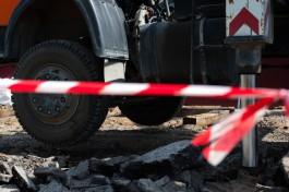 В Калининграде временно перекроют движение машин по участку Северного обхода