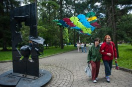 Памятник барону Мюнхгаузену в Калининграде вошёл в список самых необычных скульптур России