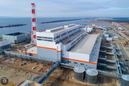 На Приморской ТЭС запустили паровую турбину первого энергоблока