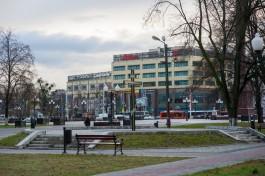 Ярошук: Памятник князю Владимиру на площади Победы установят на деньги Щербакова