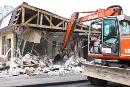 За год власти «нашли» в Калининграде 1200 незаконных построек