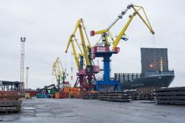 Росморпорт: Терминал в Калининграде готов принять дополнительные грузы из Белоруссии