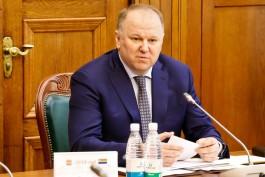 Путин подписал указ об отставке Цуканова с поста полпреда в УрФО