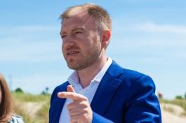 Заливатский вернулся на должность главы администрации Янтарного