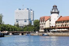 В Калининградской области ожидаются жаркие и солнечные выходные
