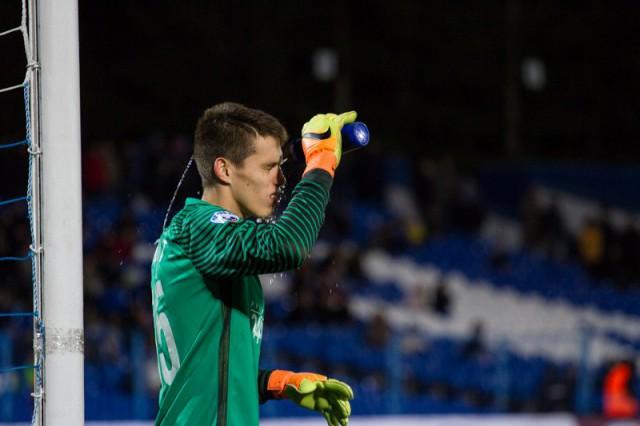 Вратарем «Амкара» будет Денис Вамбольт из«Балтики»