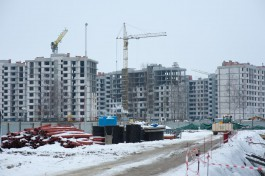 Калининградская область вошла в десятку регионов, где сильнее всего упал ввод жилья в 2017 году