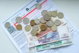 Исследование: В 2017 году затраты калининградских семей на оплату ЖКУ составляли 9% от всех расходов