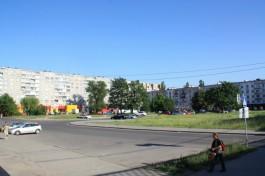 Мэрия Калининграда отдала областному правительству сквер у ДКМ