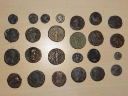 Россиянин пытался вывезти из Калининградской области римские монеты I – III веков