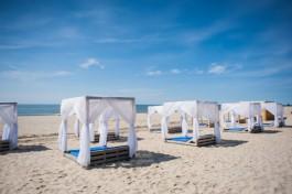 Власти Янтарного планируют увеличить пляжную зону в два раза