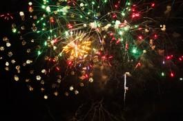 В Калининградской области отменили Мировой чемпионат фейерверков