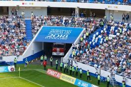 Главный тренер сборной Испании: Я уверен, наши люди придут на стадион в Калининграде