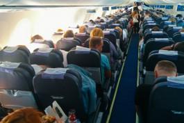 Полиция завела дело на пассажира, из-за которого в «Храброво» приземлился самолёт Москва — Дюссельдорф