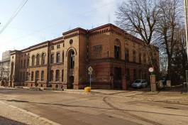 В Калининграде ищут нового владельца для здания бывшей комендатуры на Клинической