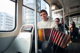 Трамваи на остров Октябрьский в Калининграде запустят 17 марта