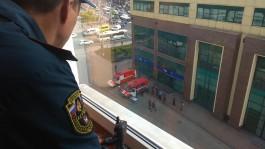В Калининграде эвакуировали здание мэрии