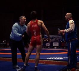 Борец из Калининграда выиграл чемпионат мира среди военнослужащих