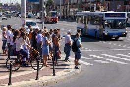 «Перемены — на пять»: что изменится в маршрутной сети Калининграда с 1 сентября