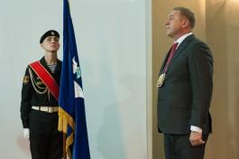 «Власть дана, чтобы не допустить ада»: как проходила инаугурация мэра Калининграда
