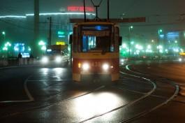 «Выход под колёса»: как обезопасить трамвайные остановки в Калининграде