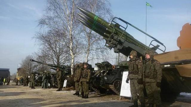 ВПольше стартовали польско-американские военные учения