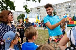 «Центр не в центре»: в посёлке Космодемьянского отпраздновали День района